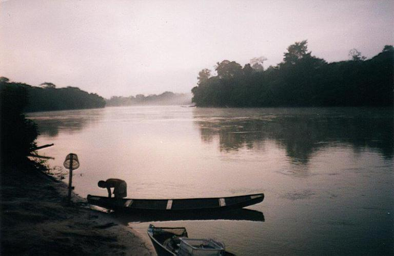 Marajupema, onde nasceu o escritor Edilson Pantoja