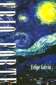 """""""Frio forte"""", o primeiro livro de poemas de Felipe Garcia de Medeiros."""