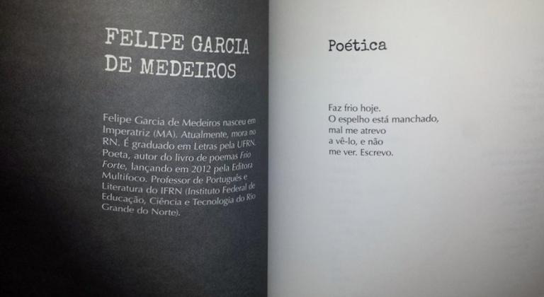 Poema de Felipe Garcia