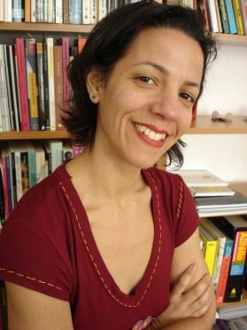 Juliana Monteiro, diretora na peça Medea Mina Jeje